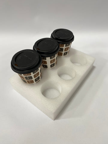 *CH6 Foam Cup Holder for 6 cups