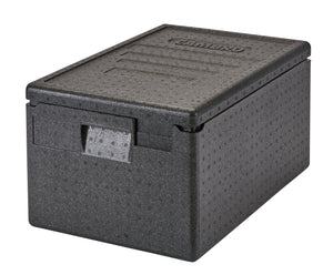 Cambro Economic GoBox EPP180E Light-weight 46 litre Thermal Insulated Delivery Box & Catering Carrier GN1/1 pans