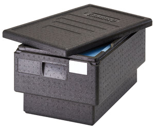 Cambro GoBox EPP180S 43 litre Shaped Thermal Insulated Catering Box & Delivery Carrier GN1/1 pans