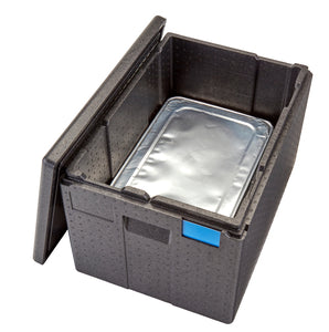 Cambro GoBox EPP180 46 litre Thermal Insulated Catering Box & Delivery Carrier GN1/1 pans