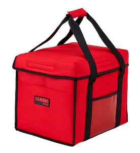 Cambro GoBags Thermal Insulated Top Loading Delivery Bag 33litres Catering Bags GBD151212Red