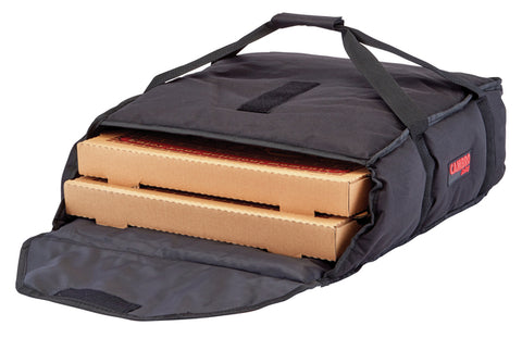 "Cambro Bags Pizza Delivery Bag 16"" Insulated Cambro Thermal Pizza GoBags GBP216"