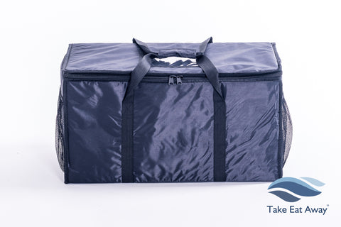Wholesale T81 Food Delivery Bag-81 litres Bags for Take Away Restaurant Deliveries - XXLarge