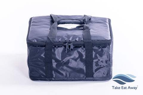 C61 Insulated Delivery Bag - Catering Deli Deliveries Cakes 14x14x6 Cake Box Food Deliveries Bags