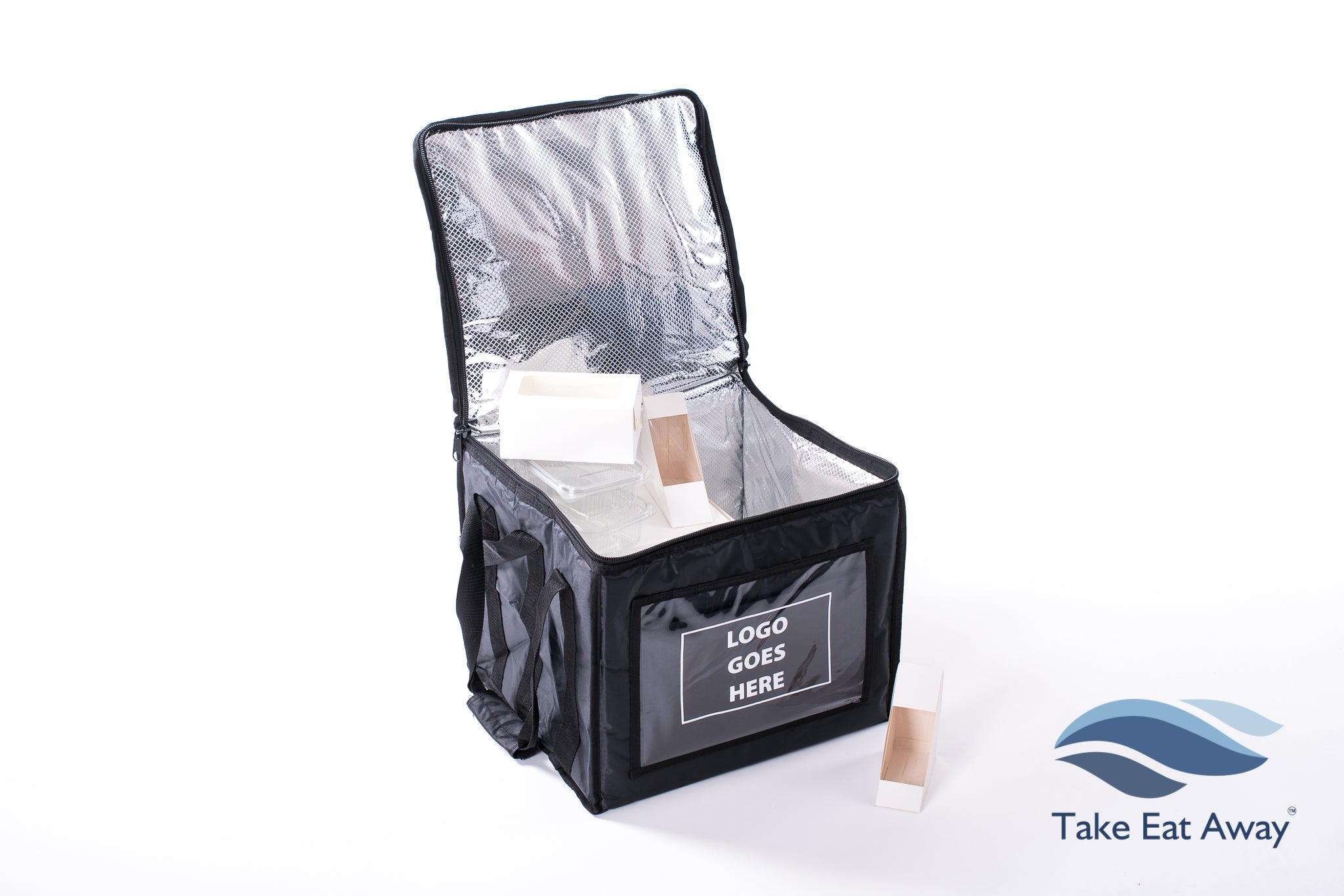 Insulated Chilled Food Delivery Bag-51 Litres Customise with Logo or Branding C171