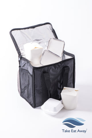 Wholesale T31 Food Delivery Bag -19 litres/5 fish&chip boxes