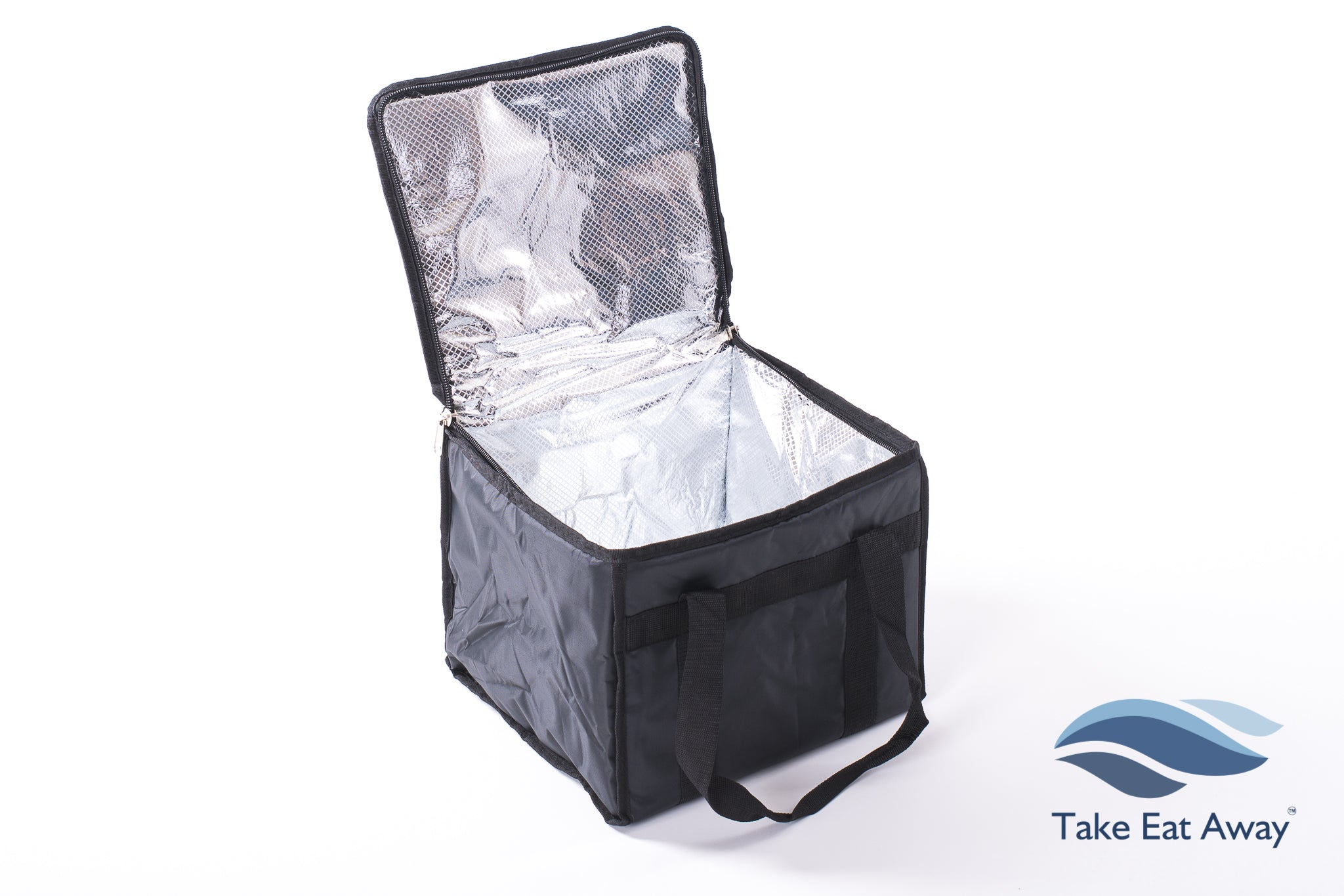 *CC6 Food Delivery Bags- 2 Bags- Insulated Hot/Cold Deliveries Bags T8/T17