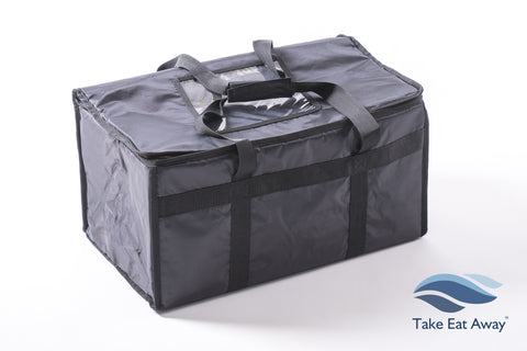 C8 Insulated Cool Food Delivery Bag-39 litres Catering Deliveries Bags Extra Large
