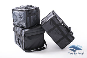 *CC7 Food Delivery Bags- 3 Bags- Insulated Hot/Cold Deliveries Bags T8/T7/T19