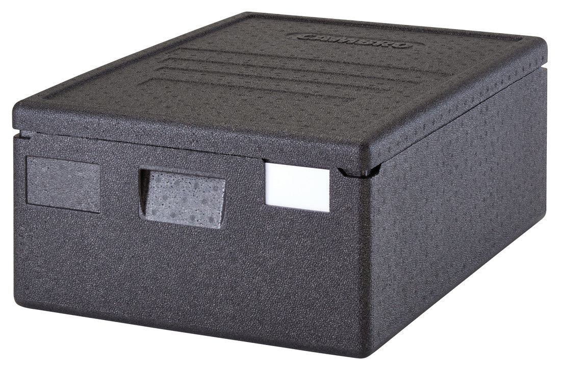 Cambro 4060 GoBox 53 litre Thermal Insulated Catering Box & Delivery Carrier holds crates 60x40  EPP4060T200