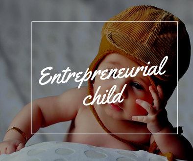 Child Entrepreneurs and Teaching the Entrepreneurial Spirit