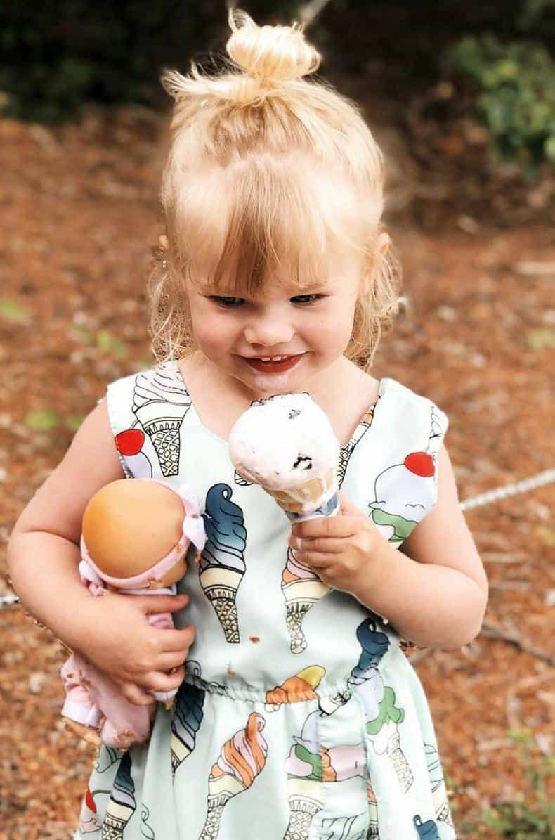 summer toddler dresses