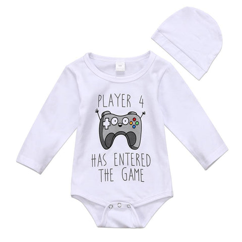 player 4 has entered the game onesie