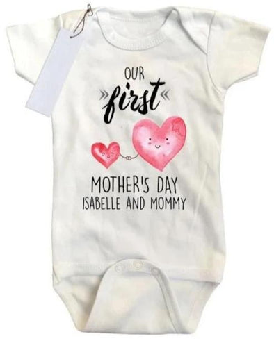 our-first-mother's-day-isabelle-and-mommy-onesie-1