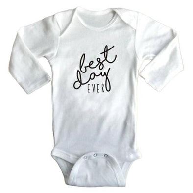Best Day Ever Onesie