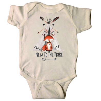 Fox New To The Tribe Onesie