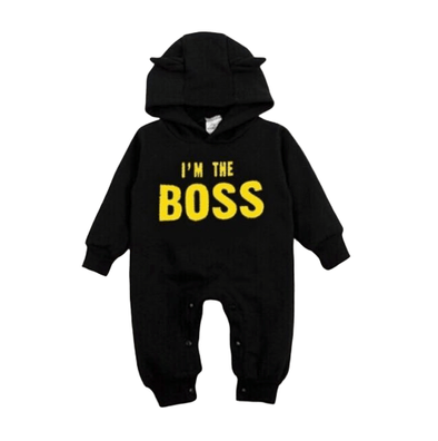 I'm The Boss Pajamas