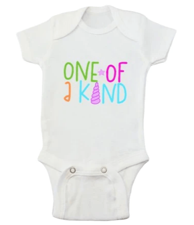 One Of Kind Onesie