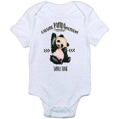 Causing Pandomoniam Onesie