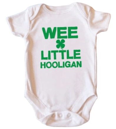 Wee Little Hooligan Onesie
