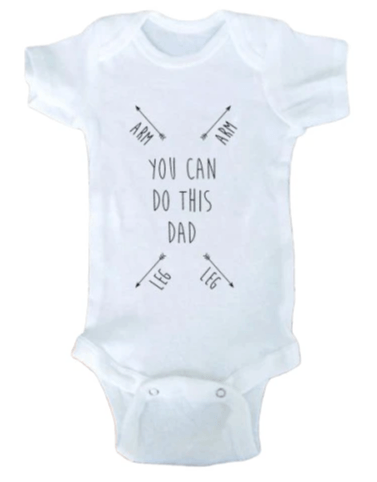 You Can Do This Dad Onesie