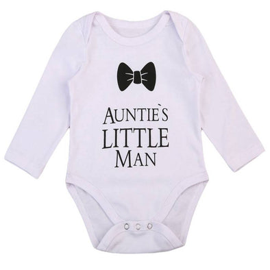 Auntie's Little Man Onesie