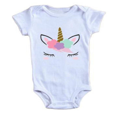 Colourful Unicorn Onesie