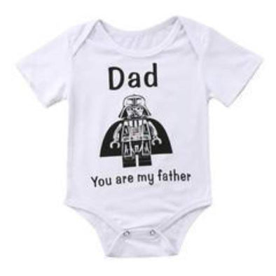 Dad You Are My Farther Onesie