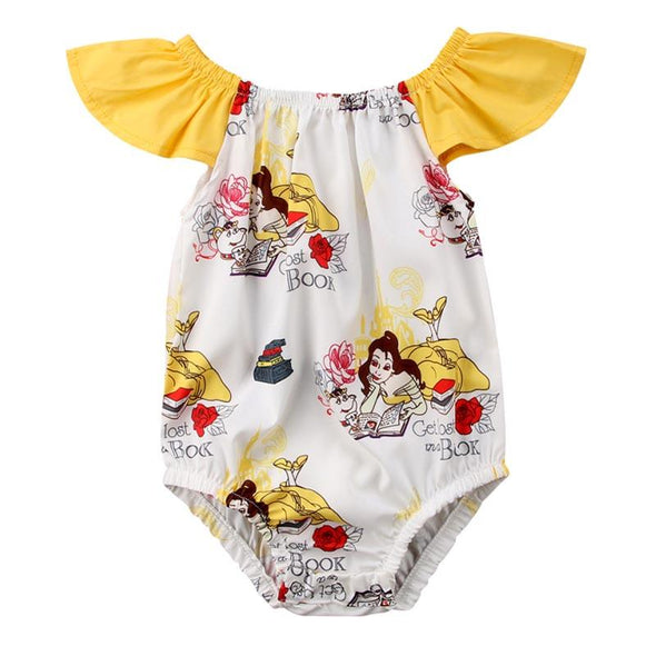Miss Belle Onesie