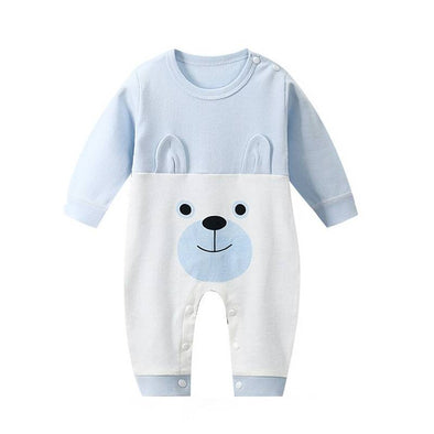 light blue teddy pajamas
