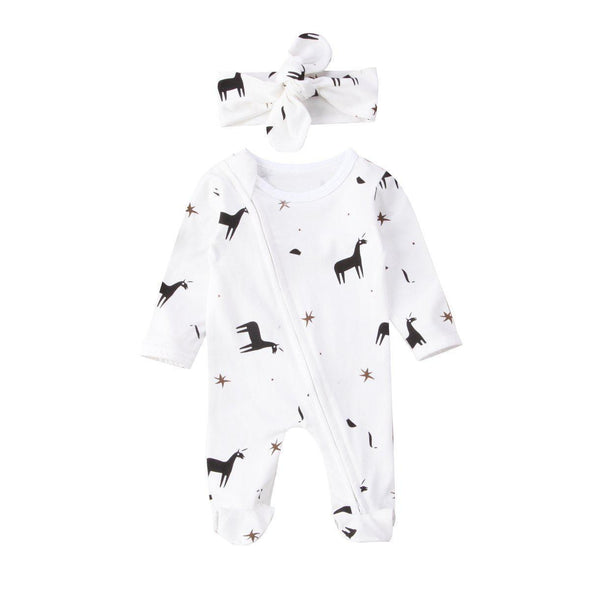 Adventure Lama Pajamas