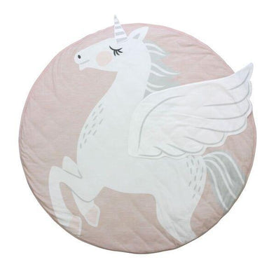 Angelic Unicorn Play Mat-accessories-Lavendersun