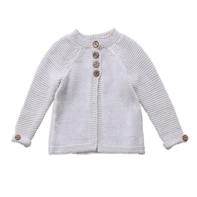 Autumn Knit sweater - Lavendersun