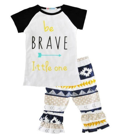 Be Brave Little One Outfit-outfit-Lavendersun