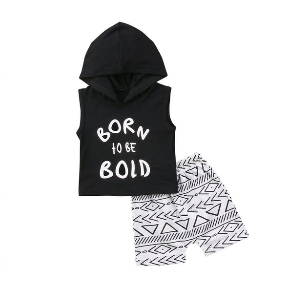 Born to be bold outfit product image - Lavendersun