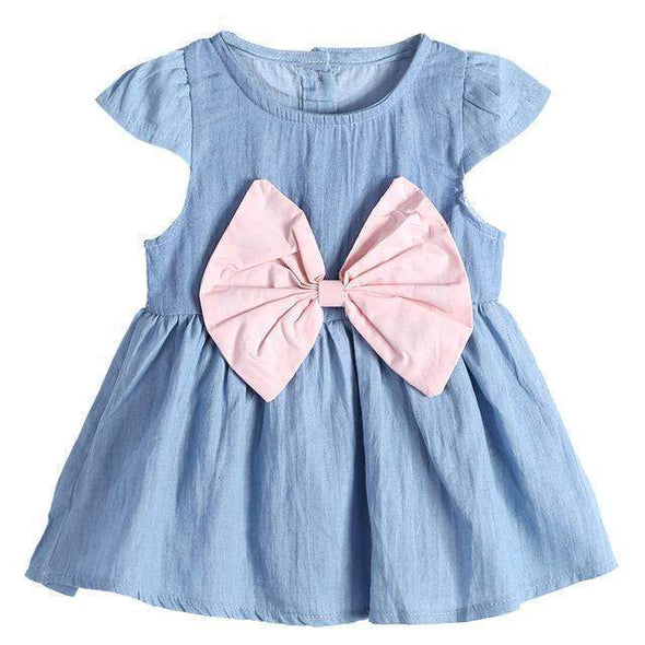 Bowknot dress product image - Lavendersun