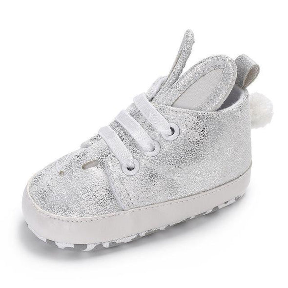 Bunny Rabbit Baby Sneakers