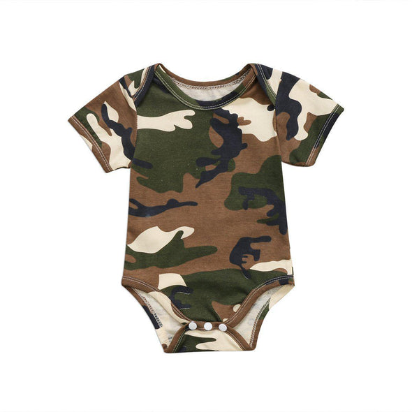 Camouflage onesie product image - Lavendersun