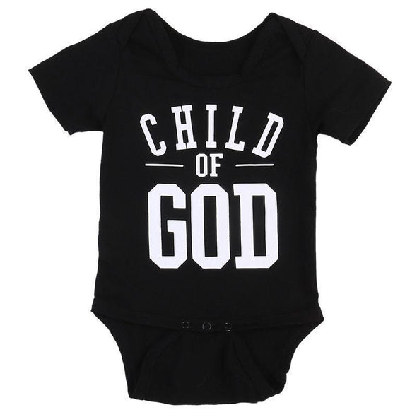 Child Of God Onesie-onesie-Lavendersun