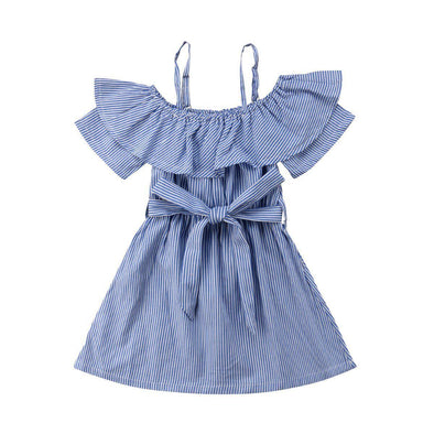 Classy little girl dress product image - Lavendersun