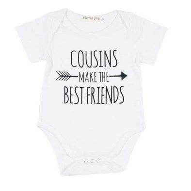 Cousins make the bestfriends onesie product image - Lavendersun