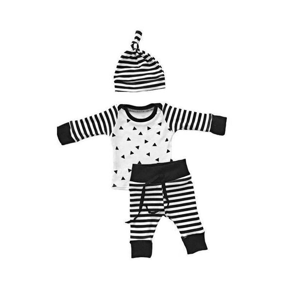Cross Mystery Baby Outfit