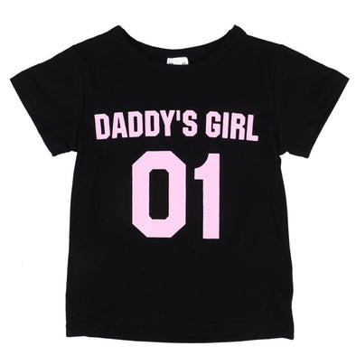 Daddy Girl 01 Shirt-shirt-Lavendersun