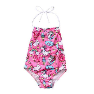 Dreamy Unicorn swimsuit product image - Lavendersun