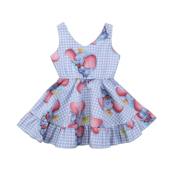Dumbo Party Dress-dress-Lavendersun