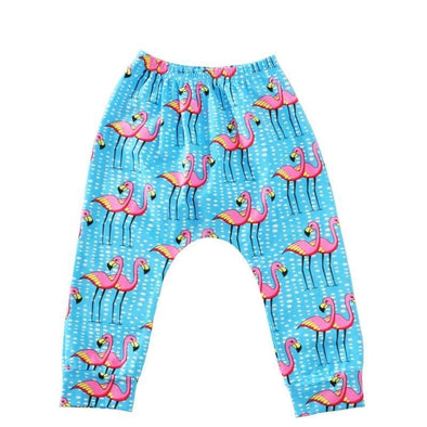 Flamingo Party Pant-pant-Lavendersun