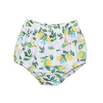 Fruity Short-shorts-Lavendersun