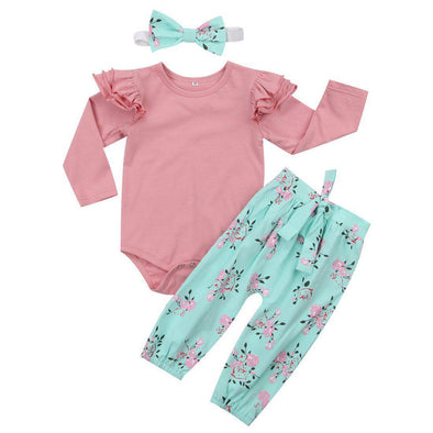 Grace 3 Piece Set-outfit-Lavendersun
