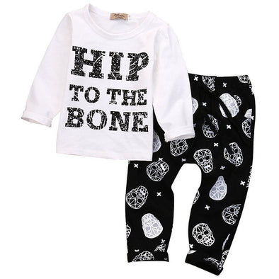 Hip to the bone outfit product image - Lavendersun