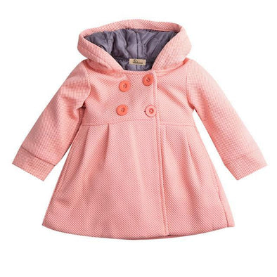 Hooded Trench Coat-Coat product image - Lavendersun